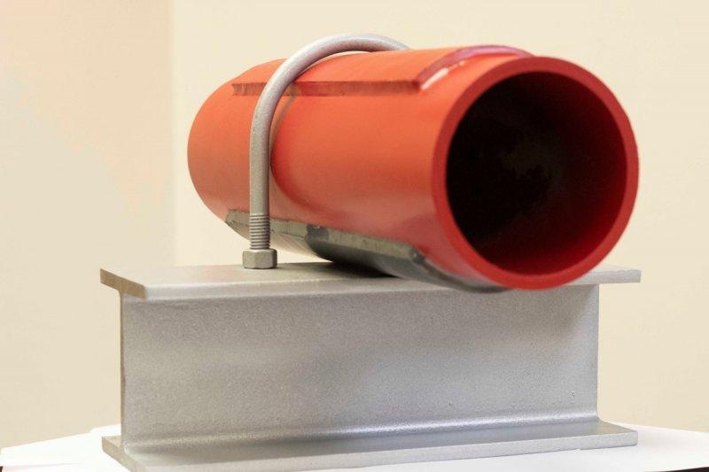 Cogbill-RedLine-Composite-Wear-Pad-U-Bolt-On-Beam