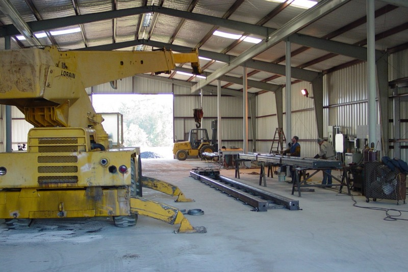 Cogbill Construction Heavy Structural Steel Construction