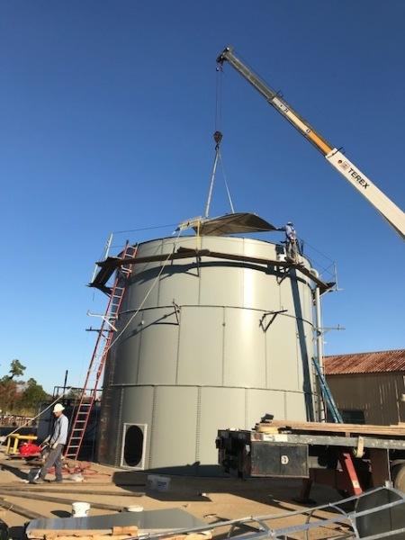 Cogbill Construction Industrial Tank Construction