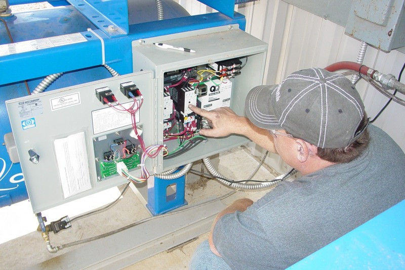 Cogbill Construction Industrial Maintenance Electrical Repairs