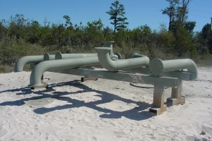 Painted-Pipe-Spool-Fabrication-Project-at-Cogbill-Construction