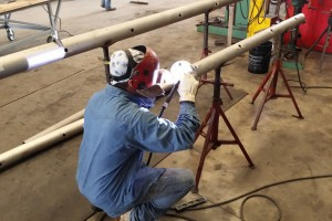 Stainless-Steel-Pipe-GTAW-Welding-Pipe-Fabrication-Cogbill-Construction