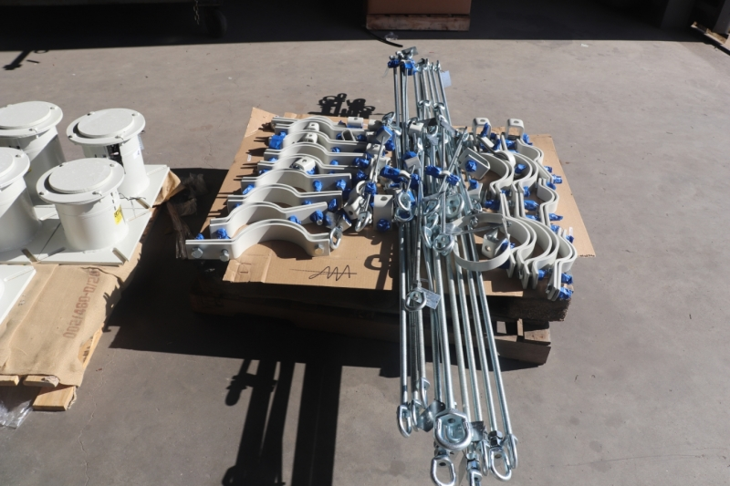 Cogbill Construction RedLineIPS Pipe Hangers & Variable Spring Supports