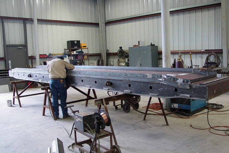 Cogbill Construction Plate Fabrication Underwater Stop Log Gate