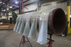 Hold-Down-Clamps-Fabrication-Process-RedLineIPS-Cogbill-Piping-Products