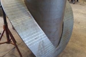 Fabrication-Process-Reinforcement-Pads-RedLineIPS-Cogbill-Construction