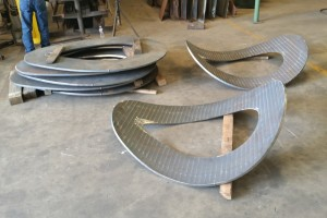 Reinforcement-Pads-Manufacturing-RedLineIPS-Cogbill-Construction