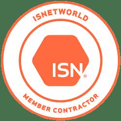 Cogbill Construction ISNetworld Member Certified