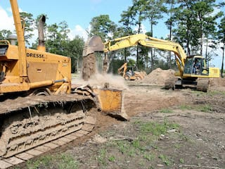 Cogbill Construction Industrial Construction Dirt Work