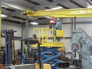 Cogbill Construction Industrial Repair and Maintenance Services