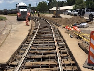 Cogbill Construction Industrial Rail Road Repairs Maintenance