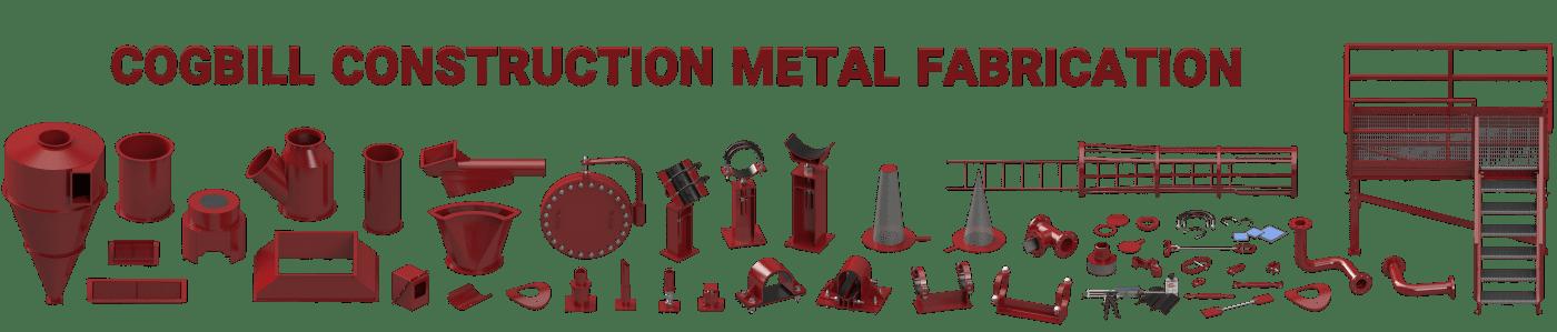 Cogbill Construction Metal Fabrication Products 3D CAD Models