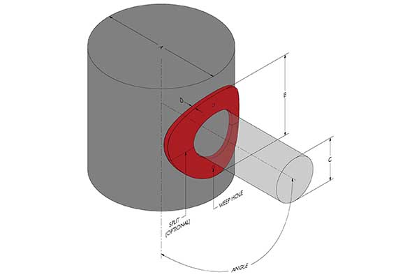 Cogbill Construction RedLineIPS Parametric Model Piping Products