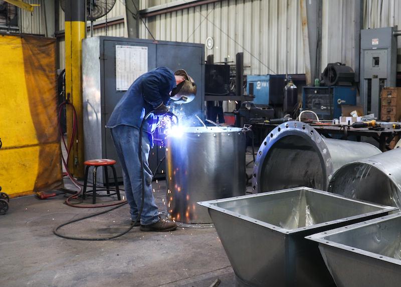 Cogbill Construction Custom Metal Fabrication & Welding