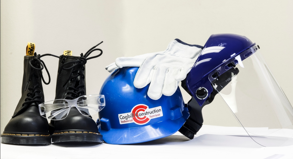Cogbill Construction Safety PPE