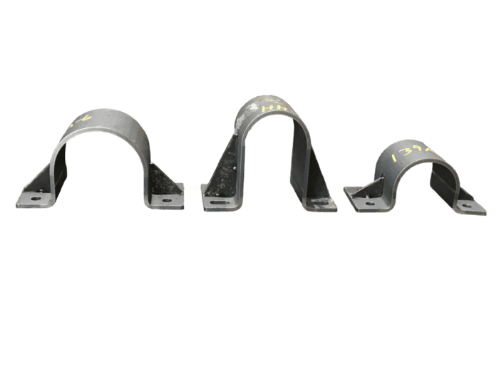 Manufacturing Hold Down Pipe Clamps Cogbill Construction