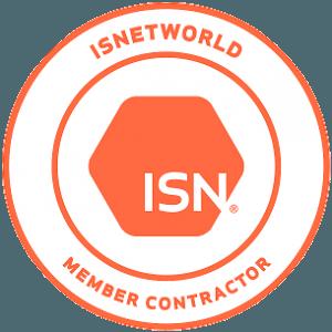 Cogbill Construction ISNetworld Certified Member