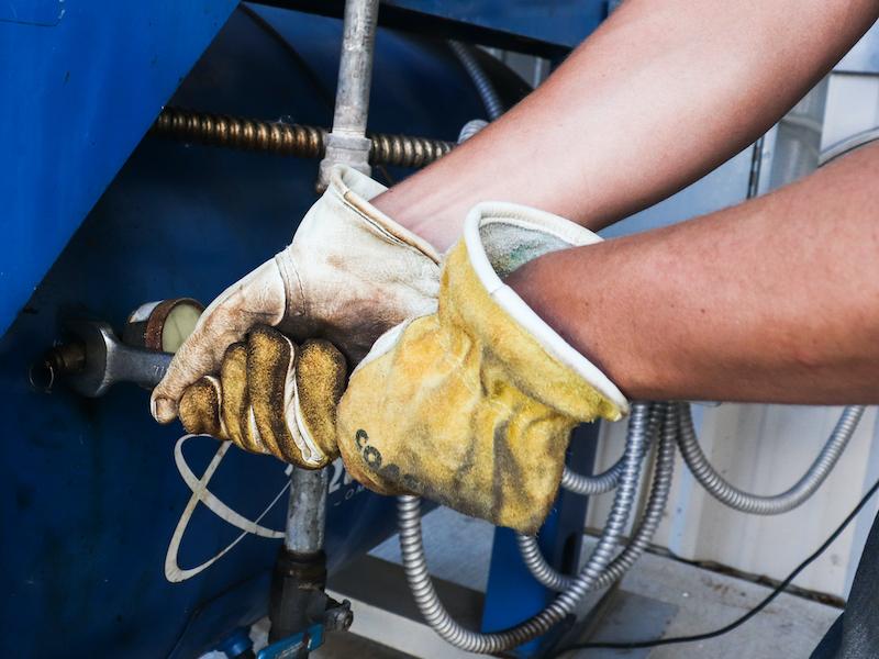 Cogbill Construction Industrial Equipment Repairs & Maintenance