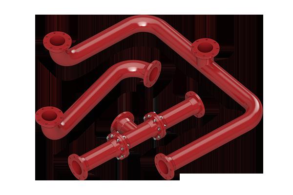 Cogbill Construction Pipe Spools