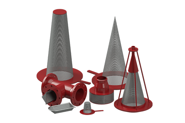 Cogbill Construction RedLineIPS Piping Accessories Pipe Strainers