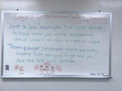 Teamwork Cogbill Construction